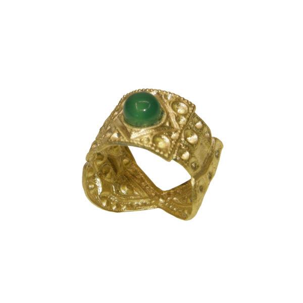 auburn ring green