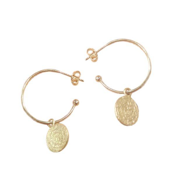 mbs24 lira hoops gold
